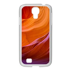 Antelope Canyon 2m Samsung Galaxy S4 I9500/ I9505 Case (white) by trendistuff