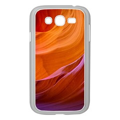 Antelope Canyon 2m Samsung Galaxy Grand Duos I9082 Case (white) by trendistuff