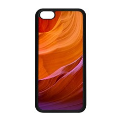 Antelope Canyon 2m Apple Iphone 5c Seamless Case (black) by trendistuff