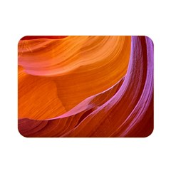 Antelope Canyon 2m Double Sided Flano Blanket (mini)  by trendistuff