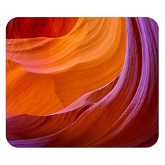 Antelope Canyon 2m Double Sided Flano Blanket (small)  by trendistuff