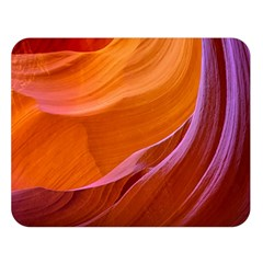 Antelope Canyon 2m Double Sided Flano Blanket (large)  by trendistuff