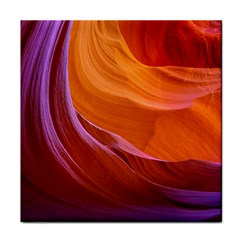 Antelope Canyon 2 Tile Coasters by trendistuff
