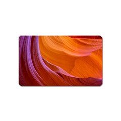 Antelope Canyon 2 Magnet (name Card) by trendistuff