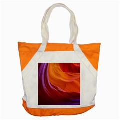 Antelope Canyon 2 Accent Tote Bag  by trendistuff
