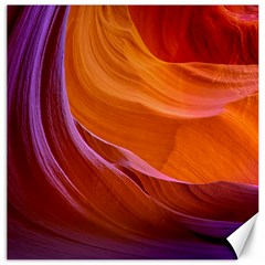 Antelope Canyon 2 Canvas 16  X 16   by trendistuff