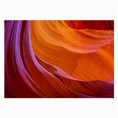 Antelope Canyon 2 Large Glasses Cloth by trendistuff
