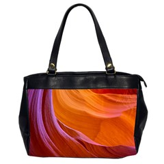 Antelope Canyon 2 Office Handbags (2 Sides)  by trendistuff