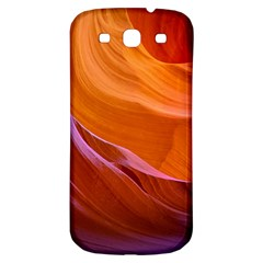Antelope Canyon 2 Samsung Galaxy S3 S Iii Classic Hardshell Back Case by trendistuff