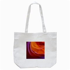 Antelope Canyon 2 Tote Bag (white)  by trendistuff