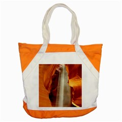Antelope Canyon 1 Accent Tote Bag  by trendistuff