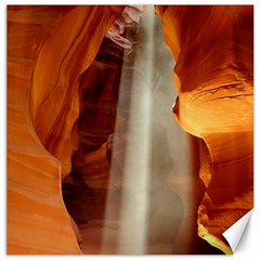 Antelope Canyon 1 Canvas 12  X 12   by trendistuff