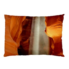 Antelope Canyon 1 Pillow Cases (two Sides) by trendistuff