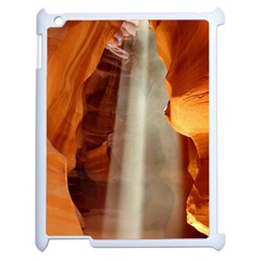 Antelope Canyon 1 Apple Ipad 2 Case (white) by trendistuff