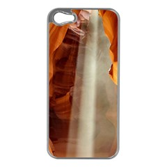 Antelope Canyon 1 Apple Iphone 5 Case (silver) by trendistuff