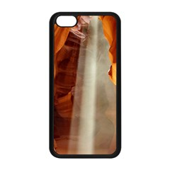 Antelope Canyon 1 Apple Iphone 5c Seamless Case (black) by trendistuff