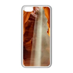 Antelope Canyon 1 Apple Iphone 5c Seamless Case (white) by trendistuff
