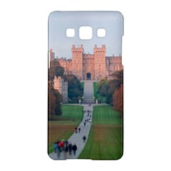 Windsor Castle Samsung Galaxy A5 Hardshell Case  by trendistuff
