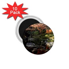 Wakayama Garden 1 75  Magnets (10 Pack)  by trendistuff