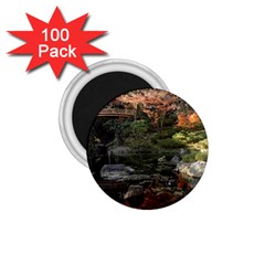 Wakayama Garden 1 75  Magnets (100 Pack)  by trendistuff