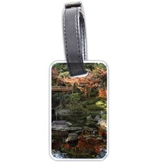Wakayama Garden Luggage Tags (two Sides) by trendistuff