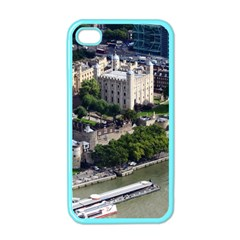 Tower Of London 1 Apple Iphone 4 Case (color) by trendistuff