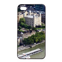 Tower Of London 1 Apple Iphone 4/4s Seamless Case (black) by trendistuff