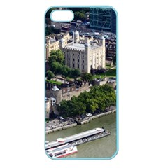 Tower Of London 1 Apple Seamless Iphone 5 Case (color) by trendistuff