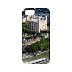 Tower Of London 1 Apple Iphone 5 Classic Hardshell Case (pc+silicone) by trendistuff