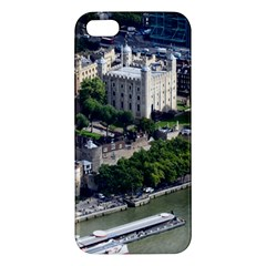 Tower Of London 1 Apple Iphone 5 Premium Hardshell Case by trendistuff