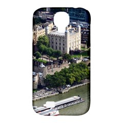 Tower Of London 1 Samsung Galaxy S4 Classic Hardshell Case (pc+silicone) by trendistuff