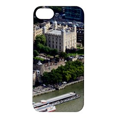 Tower Of London 1 Apple Iphone 5s Hardshell Case by trendistuff