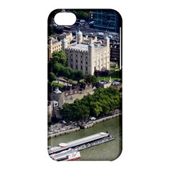 Tower Of London 1 Apple Iphone 5c Hardshell Case by trendistuff