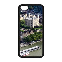 Tower Of London 1 Apple Iphone 5c Seamless Case (black) by trendistuff