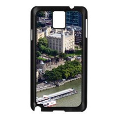 Tower Of London 1 Samsung Galaxy Note 3 N9005 Case (black) by trendistuff