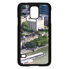Tower Of London 1 Samsung Galaxy S5 Case (black) by trendistuff