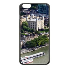 Tower Of London 1 Apple Iphone 6 Plus/6s Plus Black Enamel Case by trendistuff