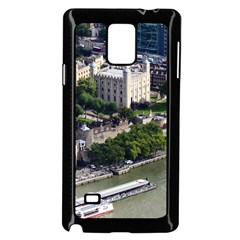 Tower Of London 1 Samsung Galaxy Note 4 Case (black) by trendistuff