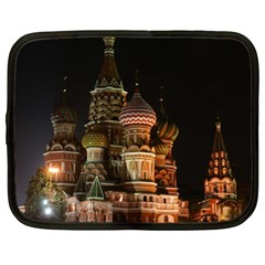 St Basil s Cathedral Netbook Case (xl)  by trendistuff
