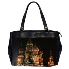 St Basil s Cathedral Office Handbags (2 Sides)  by trendistuff