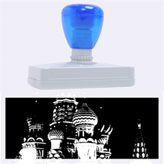 St Basil s Cathedral Rubber Address Stamps (xl) by trendistuff