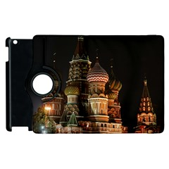 St Basil s Cathedral Apple Ipad 3/4 Flip 360 Case by trendistuff
