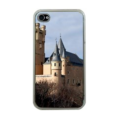 Segovia Castle Apple Iphone 4 Case (clear) by trendistuff