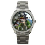 PARO TAKTSANG Sport Metal Watches Front