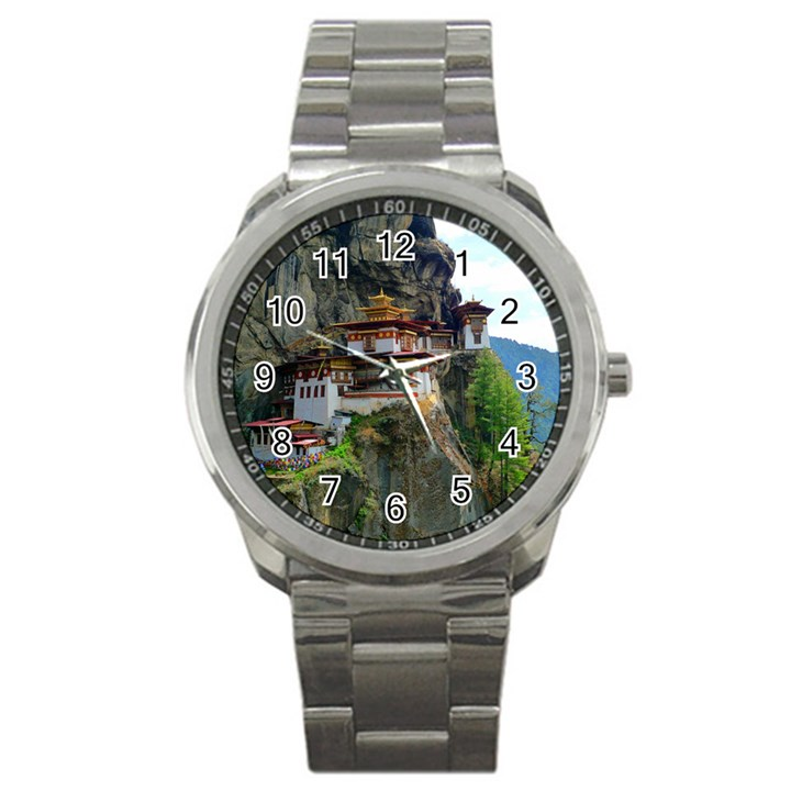 PARO TAKTSANG Sport Metal Watches