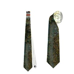 Paro Taktsang Neckties (one Side)  by trendistuff