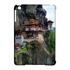 Paro Taktsang Apple Ipad Mini Hardshell Case (compatible With Smart Cover) by trendistuff