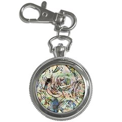 Art Studio 6216a Key Chain Watches by MoreColorsinLife