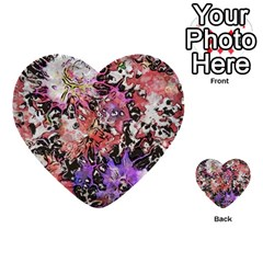 Art Studio 6216b Multi Purpose Cards (heart)  by MoreColorsinLife