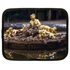 Palace Of Versailles 3 Netbook Case (large) by trendistuff